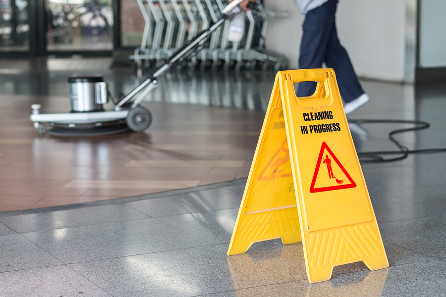 construction clean up services in Hampton Roads